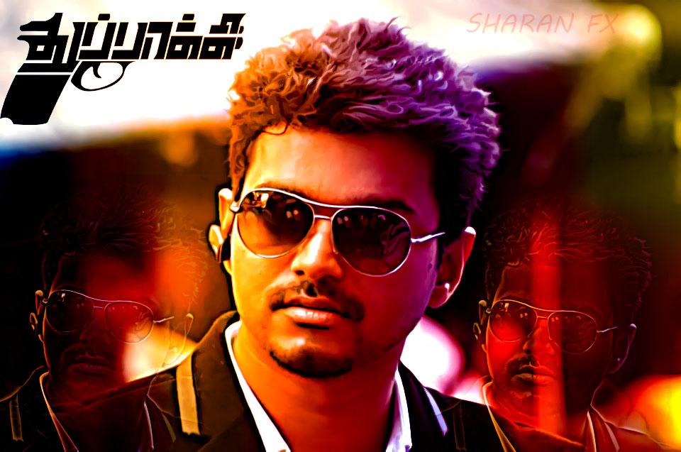 Thuppakki Vijay Stylish Stills Vijay Unseen Thuppakki Still