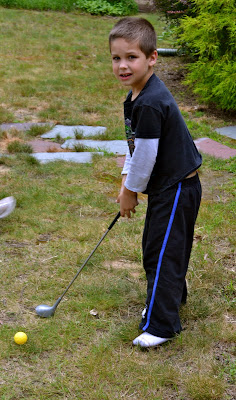 Target Golf Set