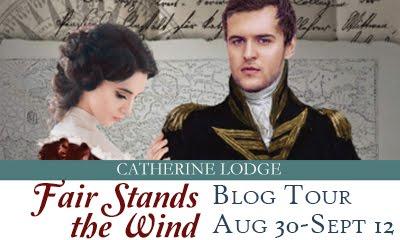 Fair Stands the Wind Blog Tour