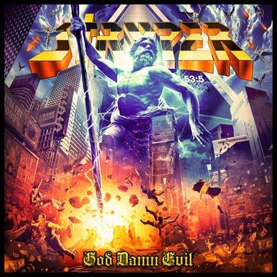 Stryper's New LP