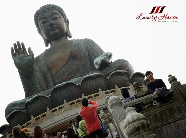 lantau island tourist attractions ngong ping great buddha