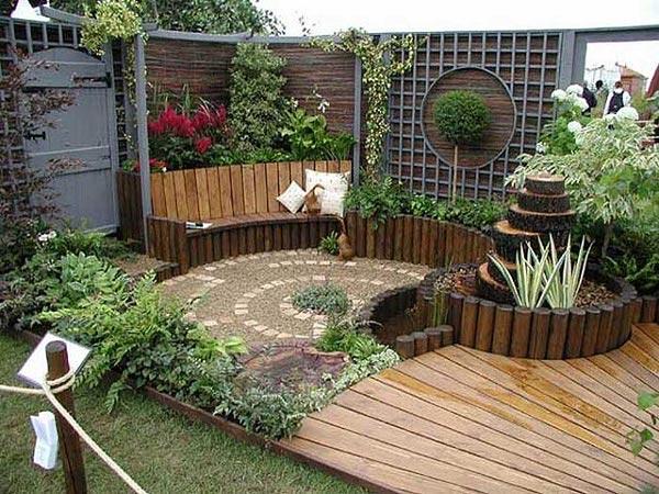 Como usar el feng shui para hacer jardines orientales en for El arte del feng shui