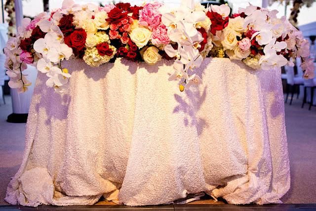 Beverly Hills private estate wedding