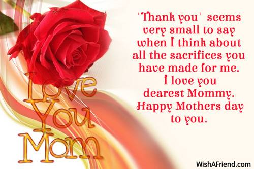 best mothers day messages