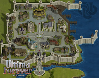 Ultima Forever: Quest for the Avatar Превью
