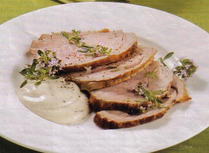 Cucina vale mania arrosto con salsa allo yogurt - Cucina con vale ...
