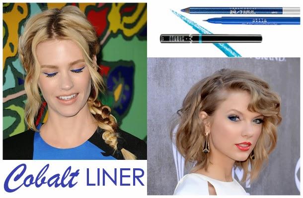 Best blue eye liners, NYX, Stila, Urban Decay