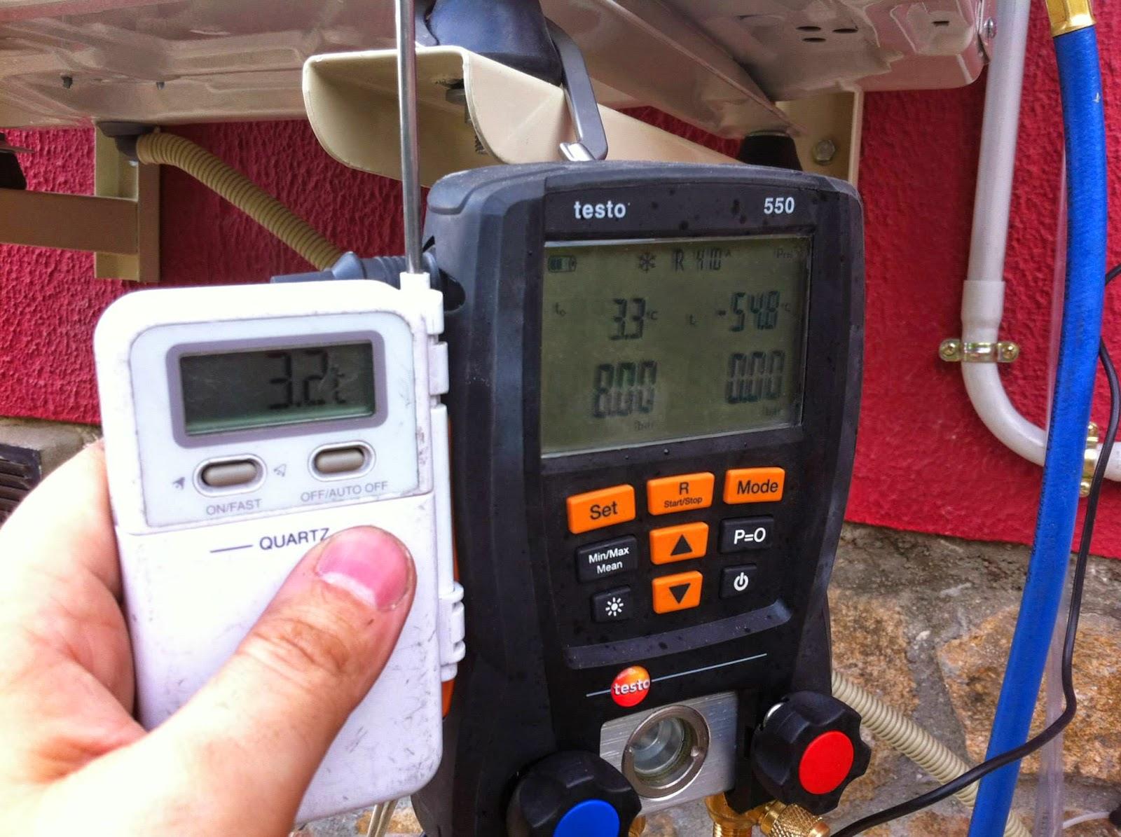 servicio técnico aire acondicionado Daikin Madrid
