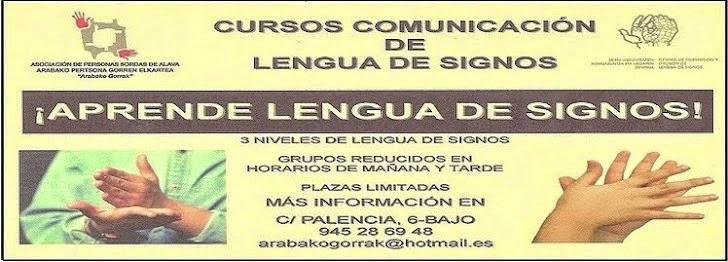 APRENDE LENGUA DE SIGNOS