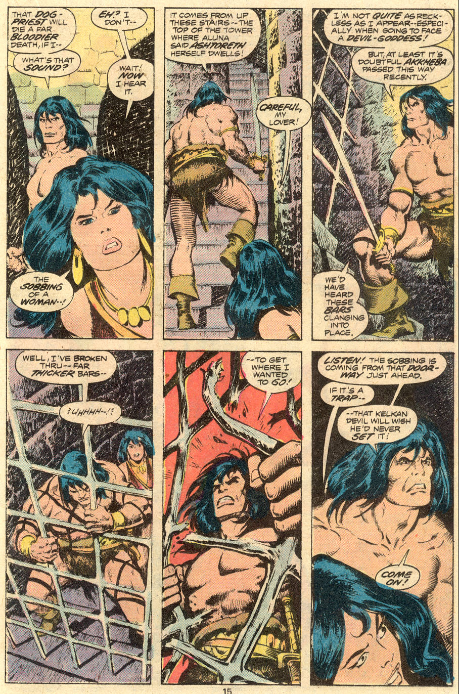 Conan the Barbarian (1970) Issue #71 #83 - English 10