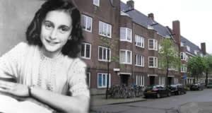 Rivierenbuurt - o bairro onde Anne Frank morava, Amsterdã, Holanda
