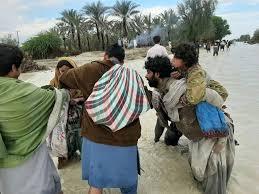سیل در سیستان و بلوچستان و کرمان