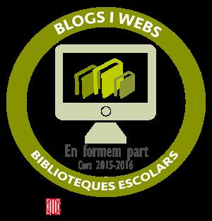 En formem part Blogs i webs Biblioteques Escolars