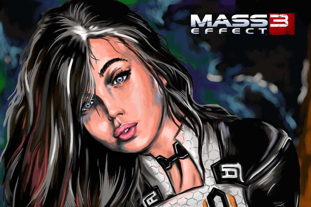 Mass Effect HD & Widescreen Wallpaper 0.00677585274548331