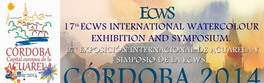 17ª ECWS CÓRDOBA SYMPOSIUM AND INTERNATIONAL EXHIBITION OF  WATERCOLOUR