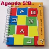 Agenda 5ºB