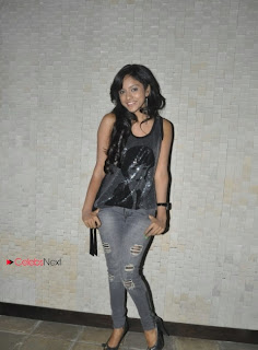 Vithika Picture Gallery in Skinny Jeans at Surya Teja Birthday Bash ~ Celebs Next