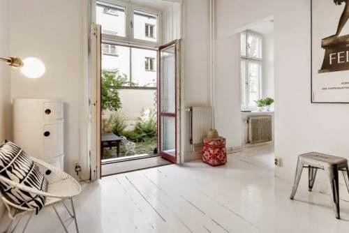 Ilia estudio interiorismo mini apartamento de 28 metros e - Interiorismo nordico ...