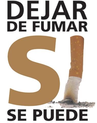 Si es posible dejar en 60 años fumar