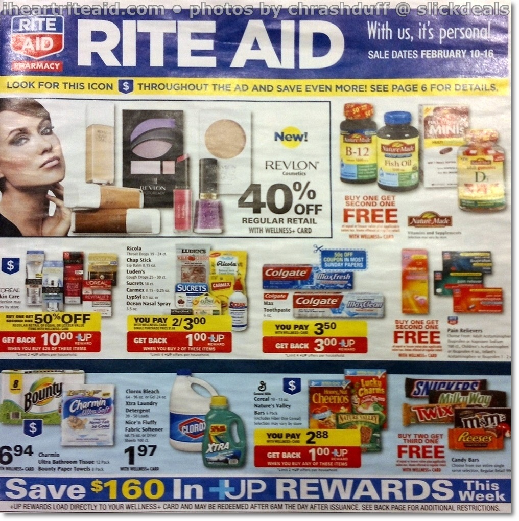 Here is your post with the full Rite Aid Weekly Ad & Coupon Matchups for 9// Here are a few quick pointers about Rite Aid WYB – means When You Buy Rite Aid offers Load2Card digital manufacturer's coupons Rite Aid Coupon Policy Rite Aid Weekly Ad Scan PDF 9//22 Rite Aid has a loyalty program called Plenti.
