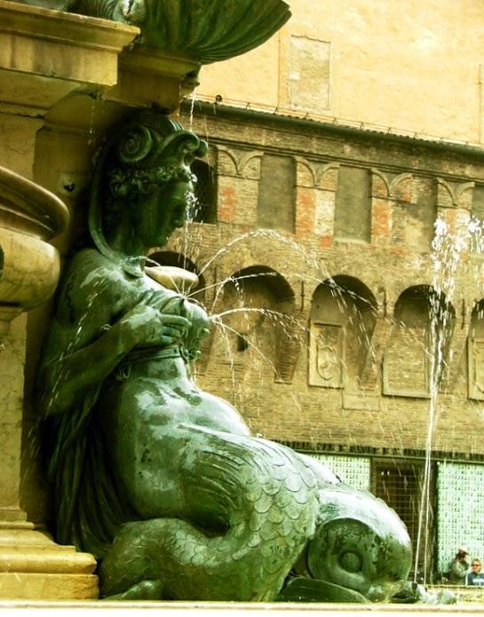 fontana del Nettuno Bolonia