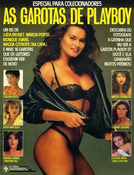 As Garotas de Playboy -1986