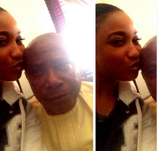 Tonto Dike Says her Father is Clueless
