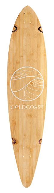 Bamboo Longboard Deck4