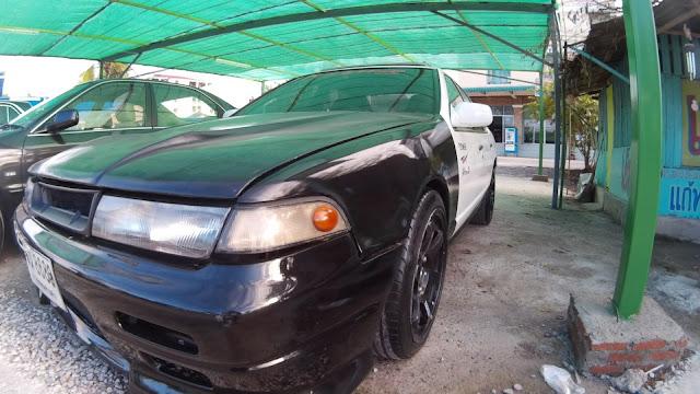 Nissan Cefiro ปี 1992