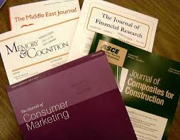 Acedemic journals