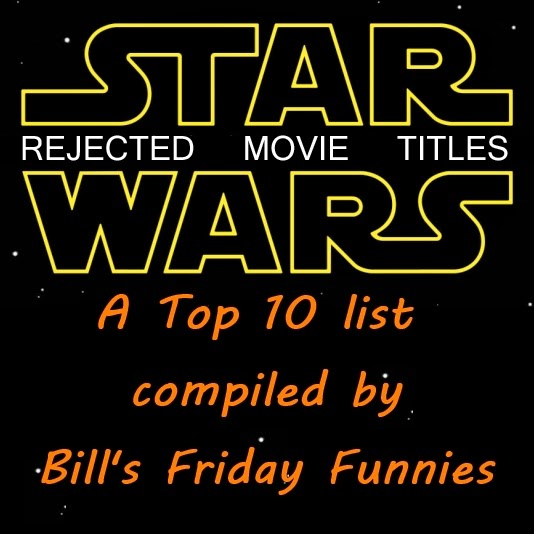 Star Wars rejected movie titles