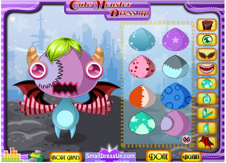 http://aventuras.isladejuegos.es/cute-monster-dress-up.html