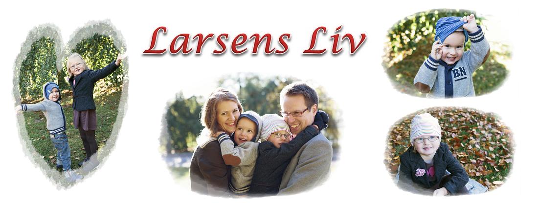 Larsens liv