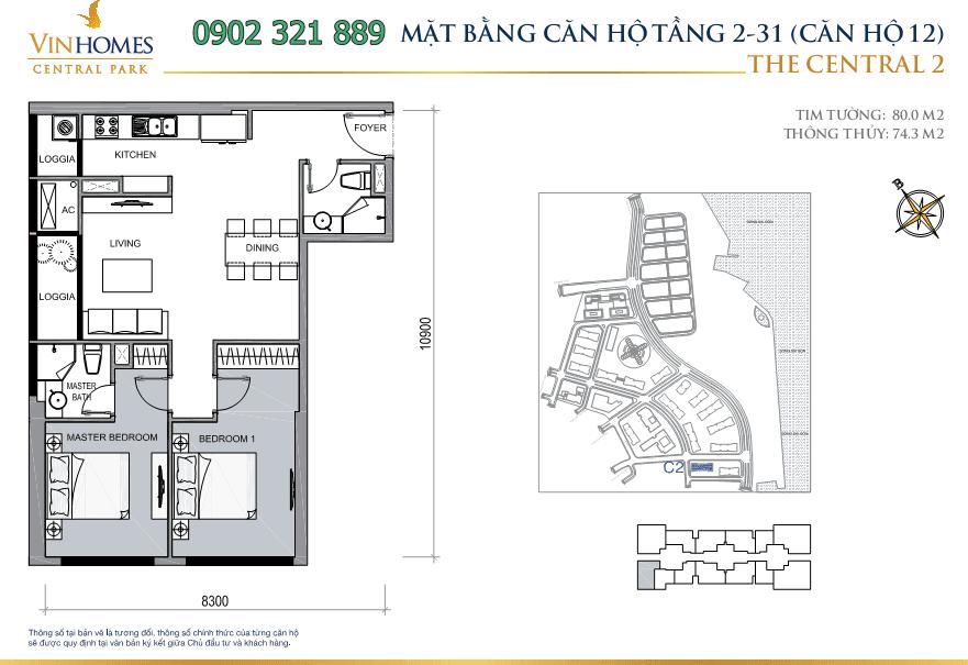 mat-bang-can-ho-thap-central2-tang-2-44-can-12