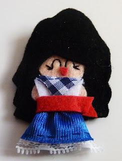 broches muñecas Aste Nagusia Bilbao