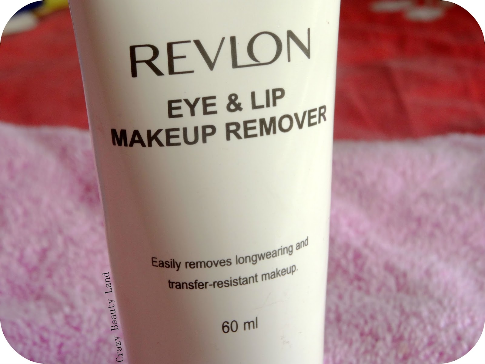 Revlon Eye and Lip Makeup Remover Review