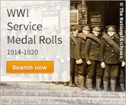 WW1 Medal Rolls on Ancestry