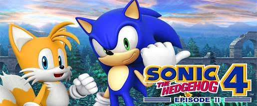 Sonic 4 Episode II v1.5 Apk Full OBB