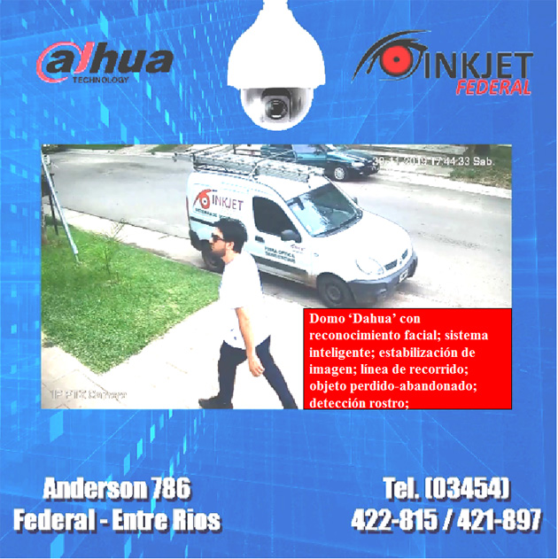INJET FEDERAL - ANDERSON 786 - 03454 15408444