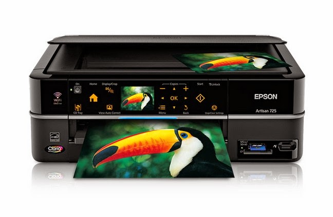 Download Driver Epson Artisan 725 Support