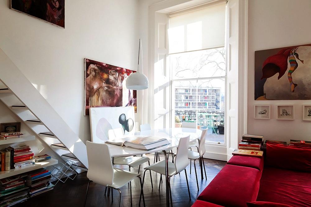 Apartamento en londres antioquia interiorismo blog - Apartamento en londres ...