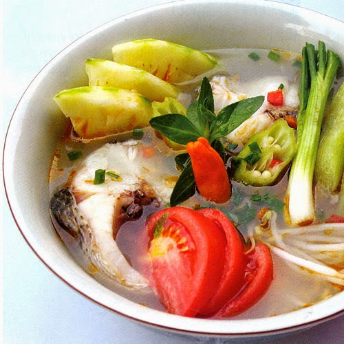 Canh chua (Sour soup)