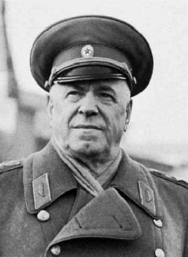 Mariscal GUEORGUI ZHÚKOV (Imperio Ruso 01/12/1896 - Moscú 18/06/1974)