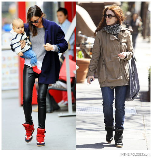 Wedge Sneakers Are Still Having a Moment: 13 Pairs You'll ...
