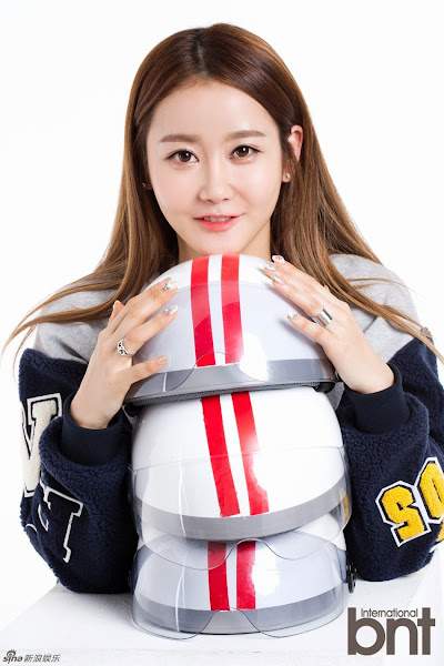 Gummi Crayon Pop bnt international