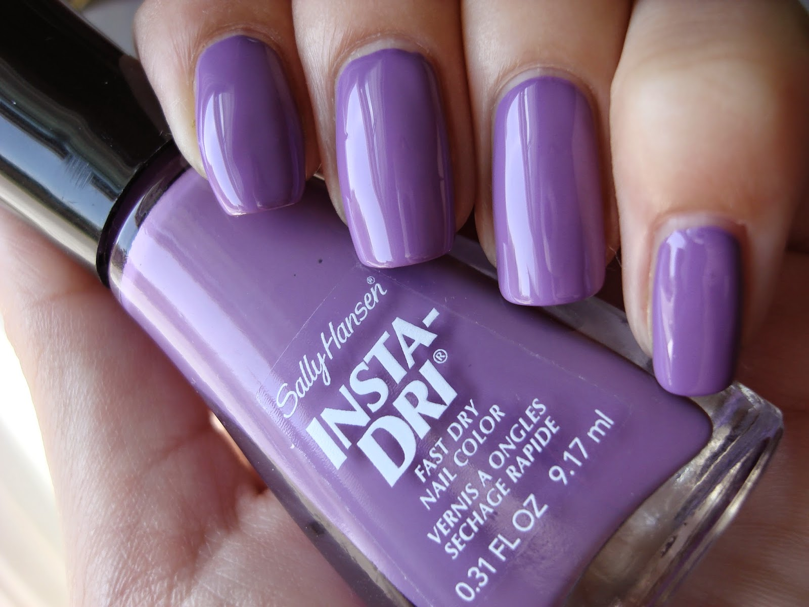 Sally Hansen - Purpelling