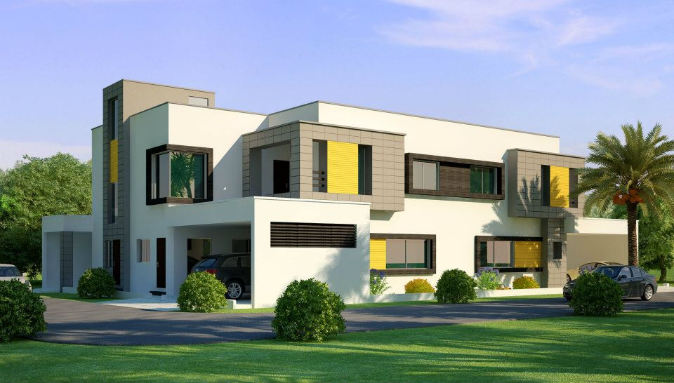 Property Linking: Houses in Pakistan