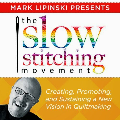 Be A Part of the Slow Stitching Movement