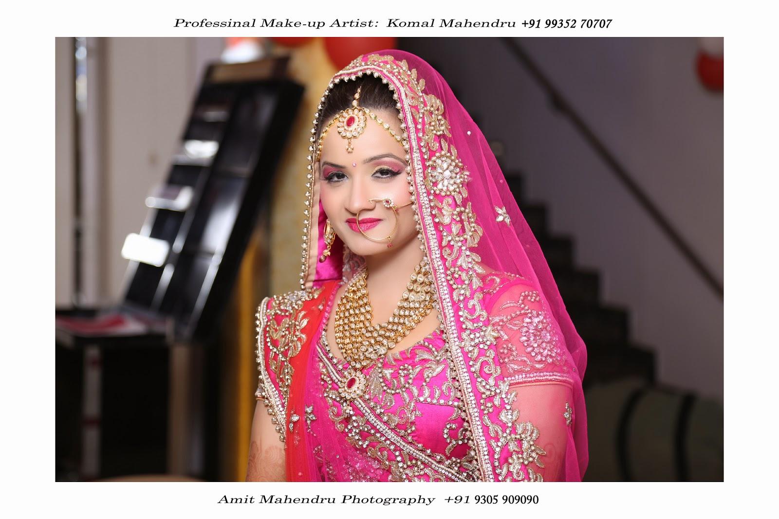 Komal Mahendru\'s Professional Makeup - Lucknow, India - Beauty Salon ...