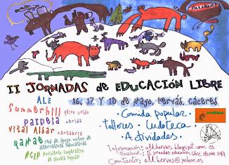 II Jornadas educación Libre de Hervás